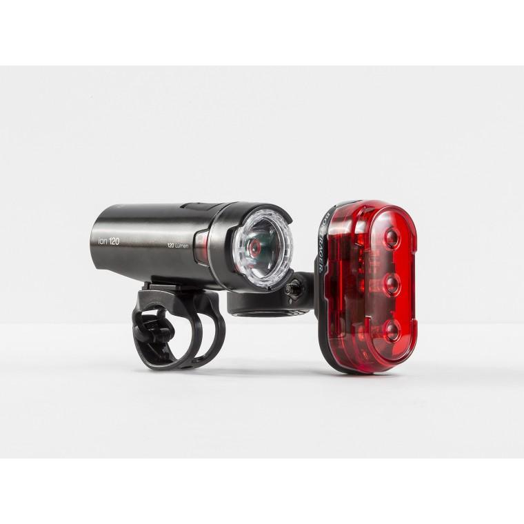 Bontrager Ion 120/Flare 1 Light Set in vendita online su
