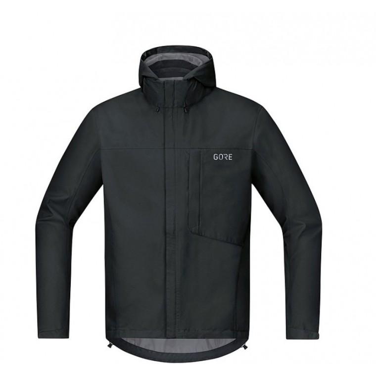 GORE Bike Wear Giacca con cappuccio C3 GORE-TEX Paclite® in