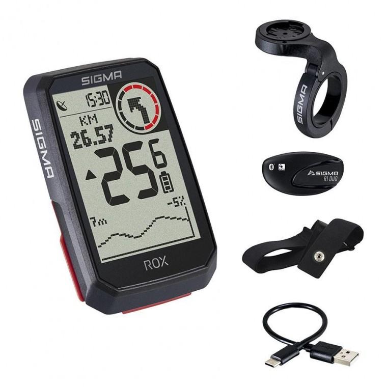 ROX 4.0 Ciclocomputer GPS HR Set - wireless in vendita online